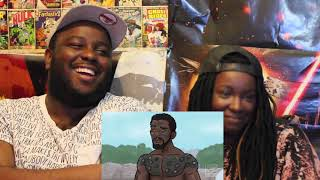 How Black Panther Should Have Ended - REACTION + THOUGHTS!!!