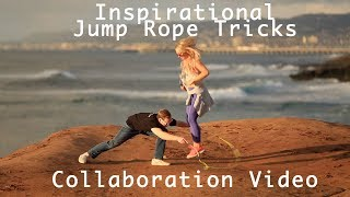 Jump Rope Inspiration Collaboration Trick Video