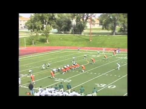 Gateway High School Football Highlights 2008
