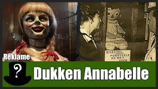 Uhyggelige Historier - Dukken Annabelle