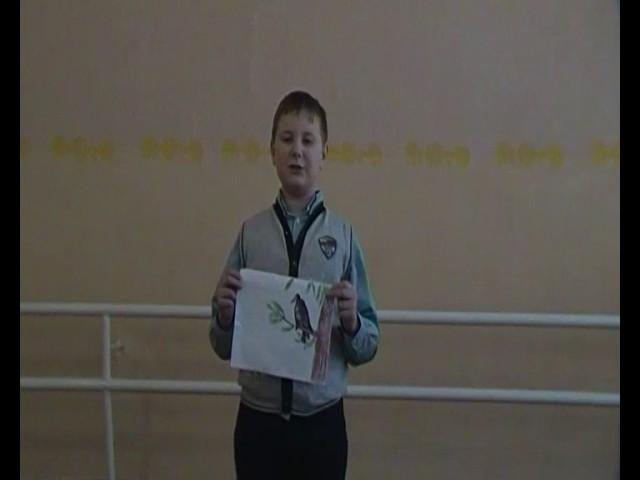 Изображение предпросмотра прочтения – ИванСигитов читает произведение «Ворона и Лисица» И.А.Крылова