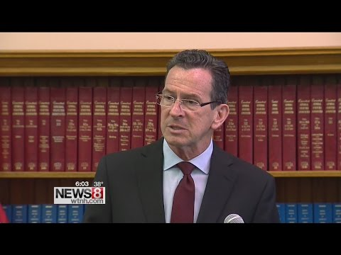 "Gov. Malloy on budget: ""A lot of additional sacrifices"""