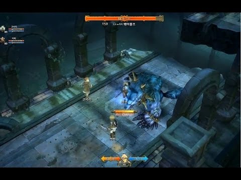 Tree of Savior Online Gameplay Trailer Project R1