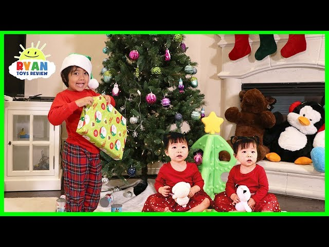 Jingle Bells Kids Christmas Songs With Ryan Toysreview
