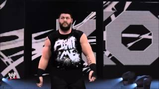 WWE 2K16 - Kevin Owens Fight Me Attire (Entrance)