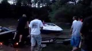 boat in trouble