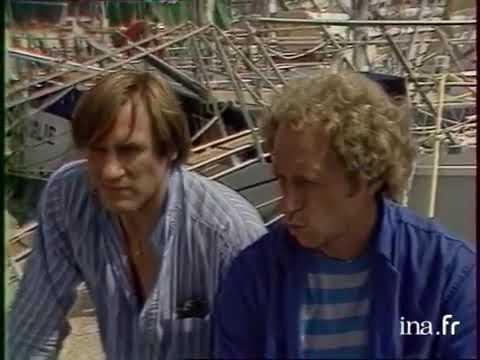 Interview de Pierre Richard et Gérard Depardieu
