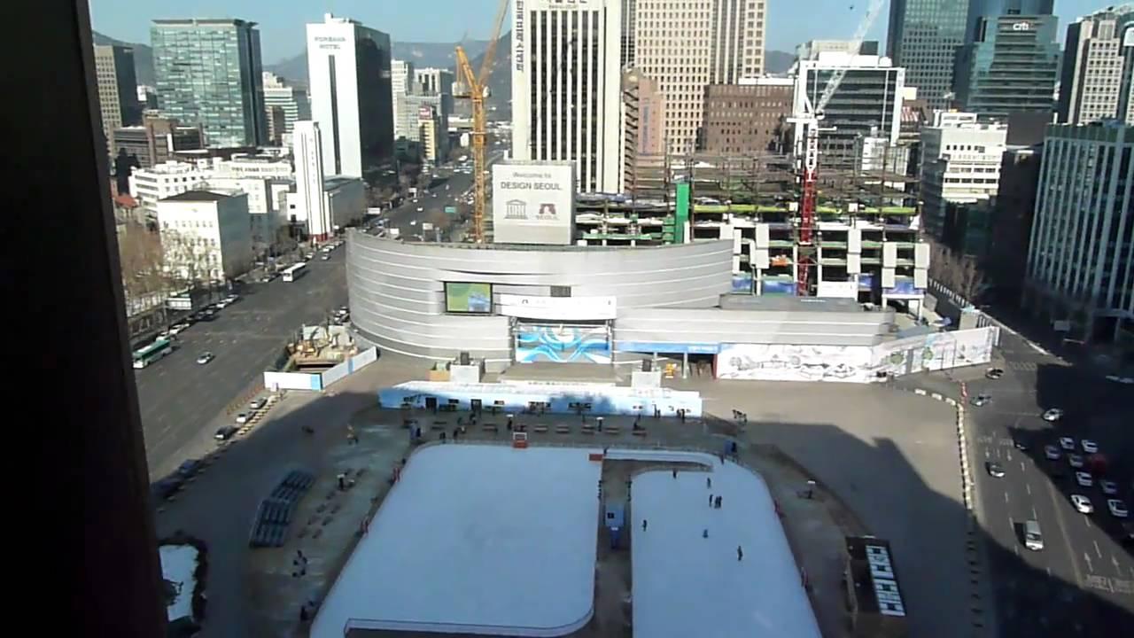 Plaza Hotel Seoul Korea
