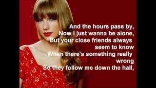 [4.25 MB] Taylor Swift - The Moment I Knew (Lyrics)