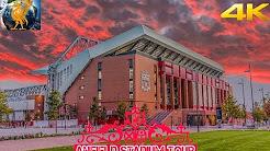Anfield Stadium Tour September 2017 4K