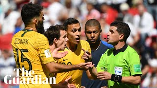 'I've never been a fan': Australia's Trent Sainsbury frustrated with VAR