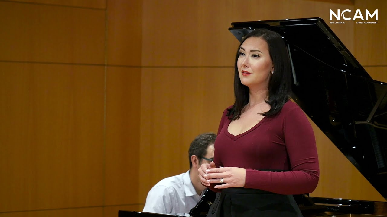 Priva son d'ogni conforto- Giulio Cesare- Handel