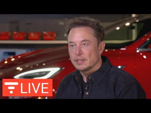 Surprising Revelations from Elon Musk Interview - Humans Underrated? [live]