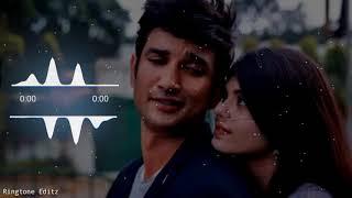 Khulke Jeene Ka || Dil Bechara - Khul Ke Jeene Ka Ringtone || Arjit singh new song || download now