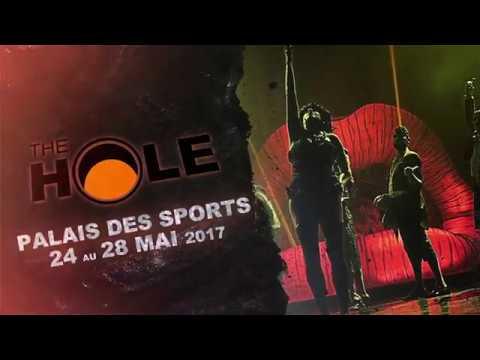 The Hole au Palais des sports
