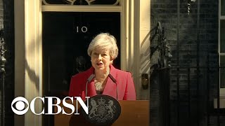U.K. Prime Minister Theresa May to resign amid Brexit Backlash