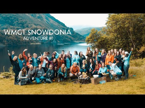 The Beginning - Where's Mollie Global Travellers, Snowdonia Wales 2017