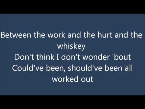 Darius Rucker   Don't Think I Don;t Think About It Lyrics