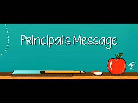 Magnolia Intermediate Principal's Message from Lisa Bertrand