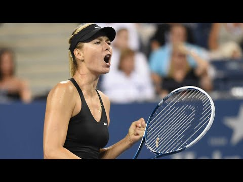 2017 US Open: R1 match preview Maria Sharapova vs. Simona Halep