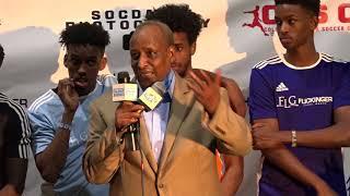 Somali Soccer Tournament 2018 Opening
