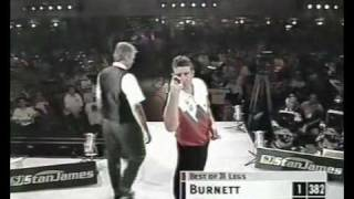 Rod Harrington vs Richie Burnett 2000 World Matchplay Quarter Finals Part 2