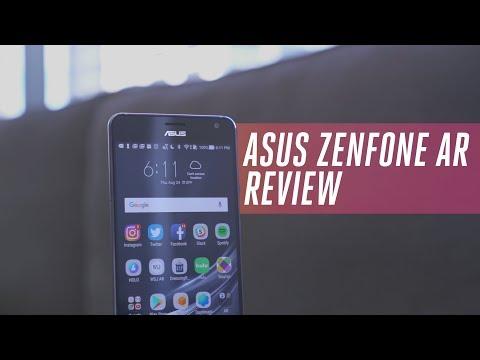 Download Youtube: Asus ZenFone AR smartphone review