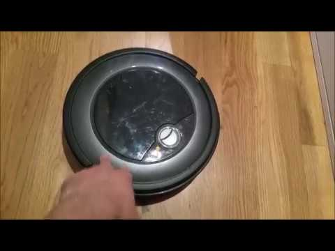 Robot roomba en carrefour