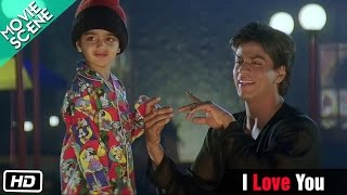 I Love You - Movie Scene - Kuch Kuch Hota Hai - Shahrukh Khan, Kajol