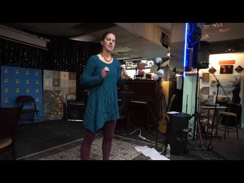 April Grant at The Story Space: Part One of Three