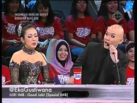 Speech Composing Juri IMB - Good Job! (Edisi Spesial IMB Trans TV)