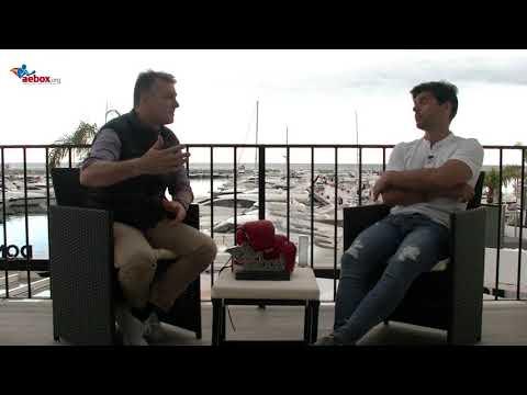 Entrevista con Txutxi Del Valle, entrenador de Kerman Lejarraga