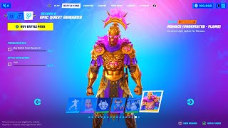 Fortnite Season 5 Battle Pass (TIER 100 Skin REWARD)
