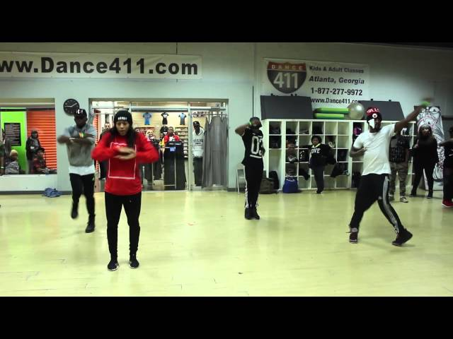 D411 Hip Hop Series - Codie Wiggins - Omarion Boss Choreography