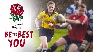 England Rugby - Take The Challenge, Take The Whistle
