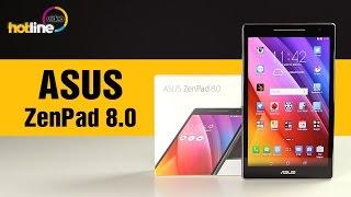 ASUS ZenPad 8.0 (Z380KL) – экспресс-обзор планшета