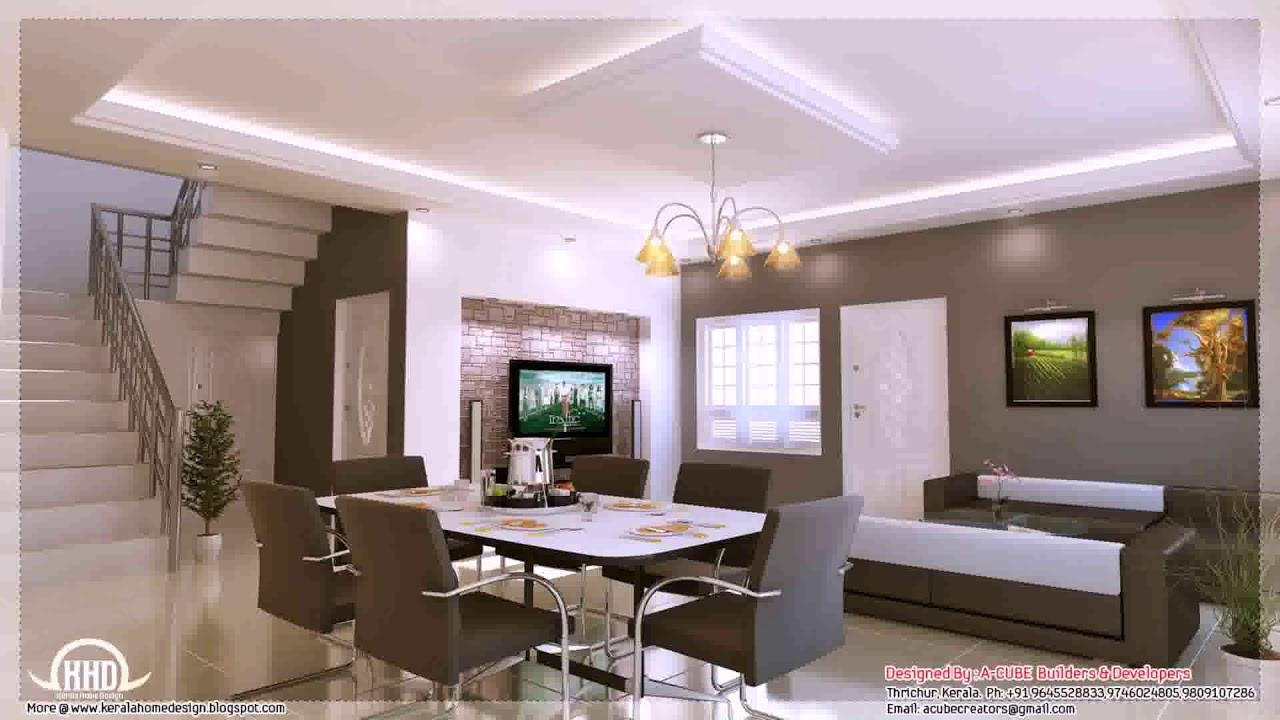 Kerala Home Interior Design 2018 Youtube