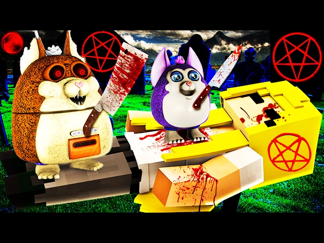 Minecraft TattleTail - MAMA MURDERS MY MOMMY?!