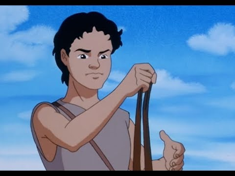 Царь Давид весь фильм   Весь фильм для детей на русском языке   KING DAVID   TOONS FOR KIDS   RU