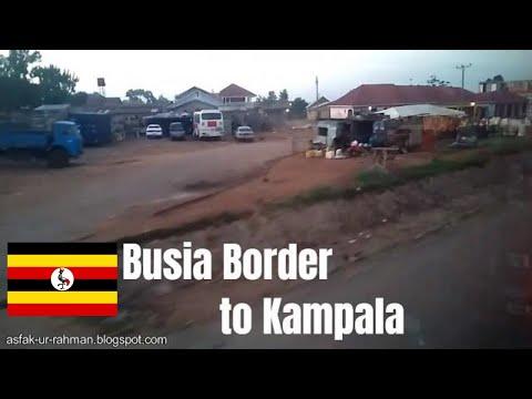 Uganda Travel Video: Busia to Kampala by Bus | Mash  Bus | Uganda | Africa
