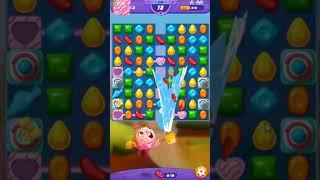 Candy Crush FRIENDS Saga level 210 no boosters