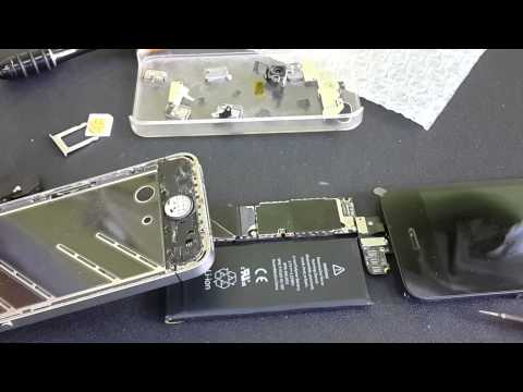 Review การเปลี่ยนหน้าจอ iPhone 4,4S Screen Replacement take apart disassembly by lovephoneshop(HD)
