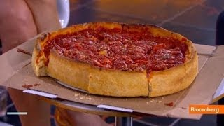 Deep Dish Pizza Wars: Chicago vs. New York