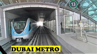 Dubai Metro Green Line Al Qusais To Airport Freezone