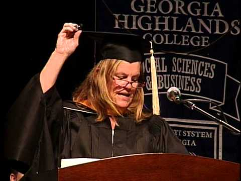 GHC NURSES PINNING 2013 - Georgia Highlands College