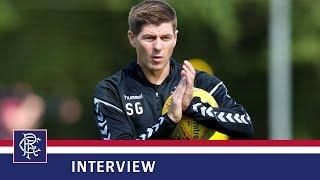 INTERVIEW | Steven Gerrard | 20 Sep 2018