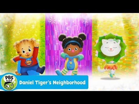DANIEL TIGER'S NEIGHBORHOOD   Dress Up and Dance!   PBS KIDS