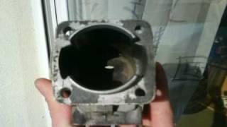 préparation moteur poket bik 49cc 3cv aire passé a 7cv