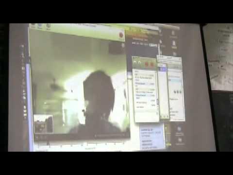 Palmyra-Haiti Wiki Skype (April 2011)