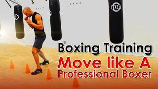 Boxing. Move Like A Professional Boxer